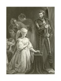 Execution of Mary Queen of Scots Giclee Print by John Opie