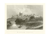 Windsor Castle Giclee Print