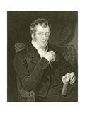 Sir Thomas Fowell Buxton Giclee Print by Henry Perronet Briggs