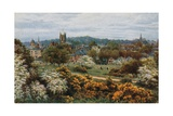 Tunbridge Wells from the Common Giclee Print by Alfred Robert Quinton