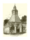 The Abbot's Kitchen Giclee Print