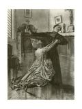 Manon, Act III Scene III Giclee Print by William De Leftwich Dodge