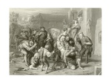 The Seven Ages of Man Giclee Print by William Mulready