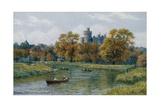 Arundel Castle Giclee Print by Alfred Robert Quinton