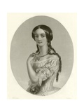 The Right Hon Lady Greenock Giclee Print by Chevalier Louis-William Desanges