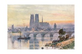Orleans Giclee Print by Herbert Menzies Marshall