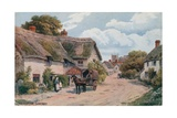 Carhampton, Somerset Giclee Print by Alfred Robert Quinton