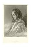 Margaret Giclee Print by John Hayter