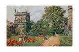 Trinity College Chapel, Oxford Giclee Print by Alfred Robert Quinton