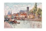 Soissons Giclee Print by Herbert Menzies Marshall