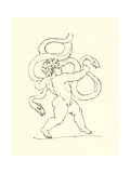 The Infant Hercules Giclee Print