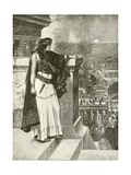Zenobia Captive Giclee Print by Herbert Gustave Schmalz