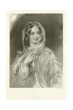 Frances Giclee Print by John Hayter