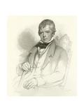 Sir Walter Scott Giclee Print by Herbert Gustave Schmalz