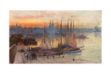 Bordeaux Giclee Print by Herbert Menzies Marshall