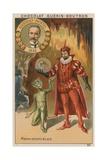 Arrigo-Boito, Mephistopheles Giclee Print