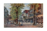 The Pantiles, Tunbridge Wells Giclee Print by Alfred Robert Quinton
