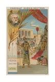 Verdi, Aida Giclee Print