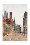 The Musee Cujas, Bourges Giclee Print by Herbert Menzies Marshall