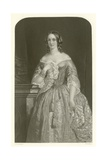 The Right Hon Lady Bolton Giclee Print by Chevalier Louis-William Desanges