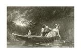 Simpletons Giclee Print by Sir Samuel Luke Fildes