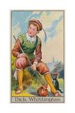 Dick Whittington Giclee Print