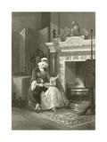 The Mother of Dr Doddridge Giclee Print by John Franklin