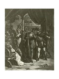 King Henry Viii. Act I, Scene IV Giclee Print by Felix Octavius Carr Darley