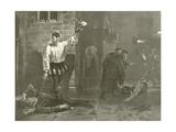Othello. Act V, Scene I Giclee Print by Felix Octavius Carr Darley