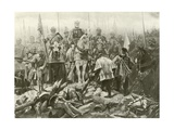 King Henry V. Act IV, Scene VII Giclee Print by Felix Octavius Carr Darley