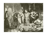 Second Part of Henry Vi. Act III-Scene II Giclee Print by Felix Octavius Carr Darley