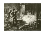 King Richard the Third. Act Iv-Scene III Giclee Print by Felix Octavius Carr Darley