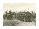 First Part of King Henry the Iv. Act IV, Scene II Giclee Print by Felix Octavius Carr Darley