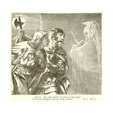 Hamlet Giclee Print by Henry Courtney Selous