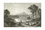 Loch Ard Giclee Print by  English School