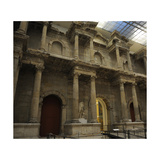 Market Gate of Miletus. 120 BC. Access to the South Market of the City. Facade Giclee Print