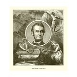 Abraham Lincoln Giclee Print