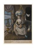 The Musical Charmer, 1780 Giclee Print
