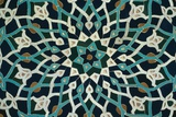 Decorative Tilework (Detail) Photographic Print