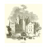 Glamis Castle Giclee Print