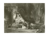 The Peep O'Day Boy's Cabin Giclee Print by Sir David Wilkie