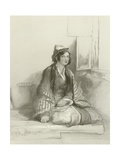 A Circassian Lady Giclee Print by Sir David Wilkie