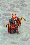 Masked Performer in the Dance of the 4 Protectors of Dharma, Annual Tshechu Festival, Hemis… Photographic Print