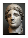 The Roman Goddess Juno. Bust. First Half of 2nd Century A.C. Marble. Carlsberg Glyptotek Museum.… Giclee Print