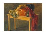 Still Life on a Table Giclee Print by Peter De Wint