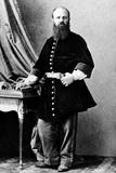 Disdéri Self-Portrait, C.1860 Photographic Print by Andre Adolphe Eugene Disderi