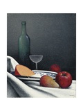 Cheese and Fruit Giclee Print by Felix Elie Tobeen