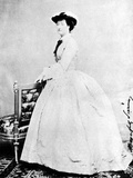 Empress Eugenie, C.1860 Photographic Print by  Mayer and Pierson