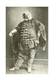 Mr Beerbohm Tree as Falstaff Giclee Print