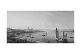 Mainz, 1824 Giclee Print by Robert Batty